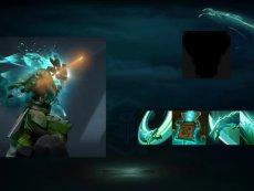 dota2主宰剑圣至宝面具剑心之遗内容展示——Bladeform Legacy 热门