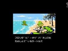 忍者神龟2双打开场